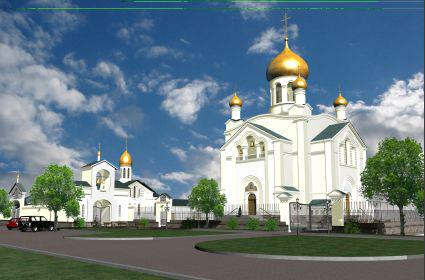 Проект будущего собора