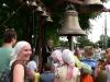 У звонницы храма Одигитрии