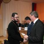 Священнослужители Таганрогского благочиния удостоены высоких наград ГУФСИН России